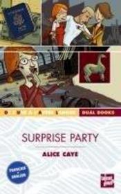 Surprise party - Intérieur - Format classique