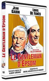 Le Gentleman D'Epsom - Couverture - Format classique
