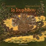 Le loup-hibou - Couverture - Format classique
