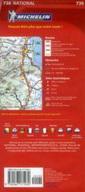 Slovénie ; Croatie ; Bosnie-Herzégovine ; Serbie ; Monténégro ; ex-République yougoslave de Macédoine - 4ème de couverture - Format classique