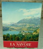La Savoie. - Couverture - Format classique