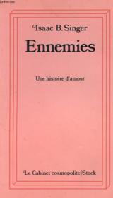 Ennemies - Une Histoire D'Amour - Couverture - Format classique