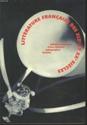 CATALOGUE LITTERATURE FRANCAISE DES XIXe ET XXe SIECLE. EDITIONS ORIGINALES / LIVRES ILLUSTRES / AUTOGRAPHES / DESSINS. - Couverture - Format classique