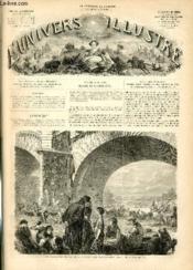 L'UNIVERS ILLUSTRE - HUITIEME ANNEE N° 478 Les ravageurs de la Seine pendant les basses eaux - Couverture - Format classique