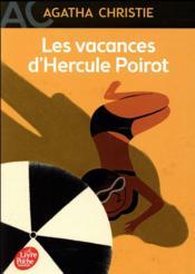 Les vacances d'Hercule Poirot - Couverture - Format classique