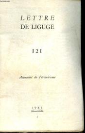 Lettre De Liguge 121 - Couverture - Format classique