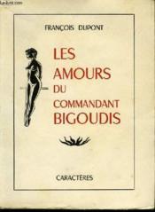 Les Amours Du Commandant Bigoudis - Couverture - Format classique