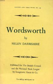 Wordsworth - Couverture - Format classique