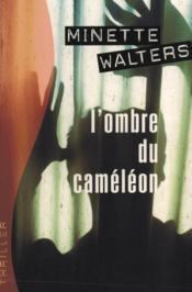 L'ombre du caméléon - Couverture - Format classique