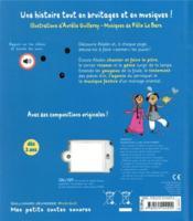 Aladin ; 16 animations musicales - 4ème de couverture - Format classique