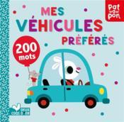 Patapon ; mes véhicules préférés ; 200 mots - Couverture - Format classique