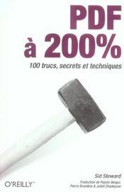 Pdf A 200% - Intérieur - Format classique