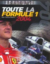 Toute la formule 1 2004 (édition 2004) - Intérieur - Format classique