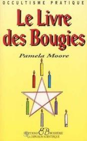 Le livre des bougies - Couverture - Format classique
