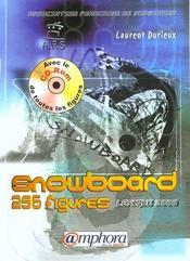Snowboard ; 250 Figures - Intérieur - Format classique