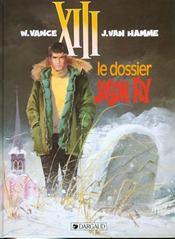XIII T.6 ; le dossier Jason Fly - Intérieur - Format classique