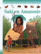 Saki en amazonie - Intérieur - Format classique