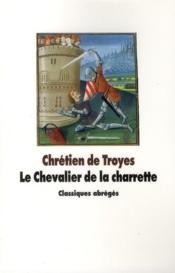 Le chevalier de la charrette - Couverture - Format classique