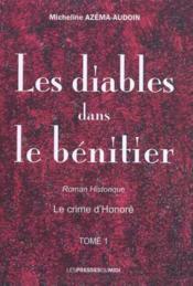 Les Diables Dans Le Benitier - Couverture - Format classique