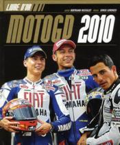 Le livre d'or de la moto (édition 2010) - Couverture - Format classique