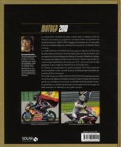 Le livre d'or de la moto (édition 2010) - 4ème de couverture - Format classique