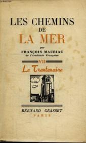 Les Chemins De La Mer. - Couverture - Format classique