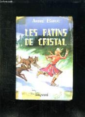 Les Patins De Cristal. - Couverture - Format classique