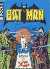 Bat Man - Le Sphinx N°15 - Couverture - Format classique