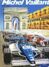 Michel Vaillant. 300 A L'Heure Dans Paris. - Couverture - Format classique