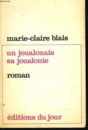 Un Joualonais, Sa Joualonie. - Couverture - Format classique