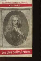 Ses Plus Belles Lettres - Couverture - Format classique
