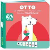 Otto ; les émotions avec Otto, l'ours polaire - Couverture - Format classique