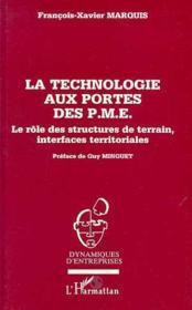 La Technologie Aux Portes Des P.M.E. - Couverture - Format classique