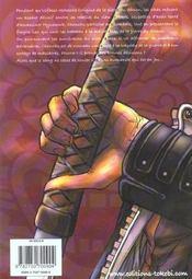 Chonchu t.8 - 4ème de couverture - Format classique