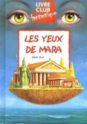 Les Yeux De Mara - Couverture - Format classique