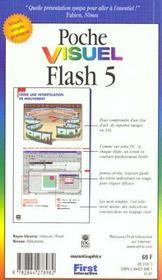 Flash 5 - 4ème de couverture - Format classique