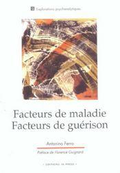 Facteurs De Maladie, Facteurs De Guerison - Intérieur - Format classique