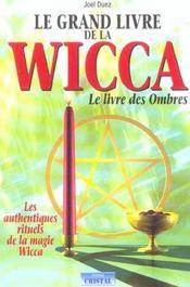 Grand Livre De La Wicca (Le) - Intérieur - Format classique