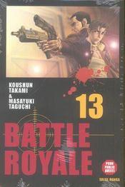 Battle royale t.13 - Intérieur - Format classique