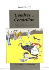 Cendres ... Cendrillon - Couverture - Format classique