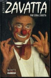 Achille Zavatta - Couverture - Format classique