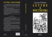 Lettre à Poutaveri - Couverture - Format classique