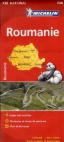 Roumanie (édition 2012) - Couverture - Format classique