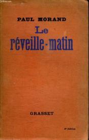 Le Reveil Matin. - Couverture - Format classique