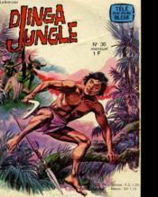 Djinga Jungle N°369 - Couverture - Format classique
