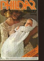 Phildar Mailles Baby - N°33 - Couverture - Format classique