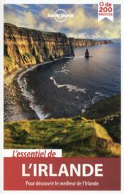 L'essentiel de l'Irlande (2e édition) - Couverture - Format classique