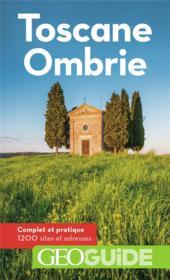 GEOguide ; Toscane ; Ombrie (édition 2020) - Couverture - Format classique