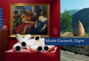 Digne, musee Gassendi - Couverture - Format classique