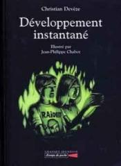 Developpement instantane - Couverture - Format classique